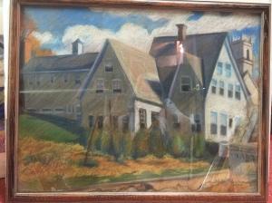 Church Buildings, Weston Vermont