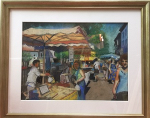 Sunday Market, Provence France