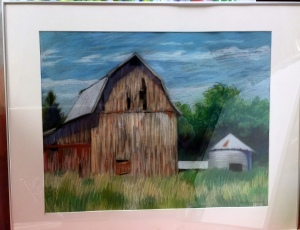 Old Barn, Iowa